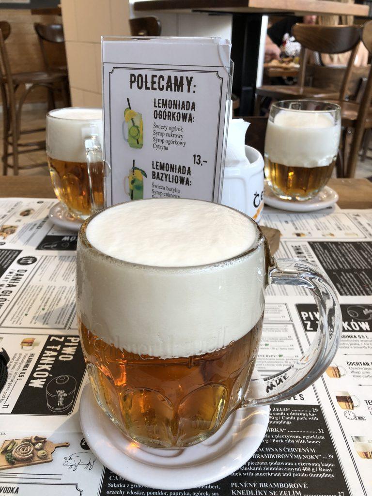 Restaurace Česká - Wroclaw